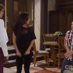Rafe wants to be tested in order to help to Danny