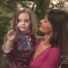 Christina and mom, Lucy
