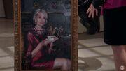 Painting of Helena Cassadine 2019
