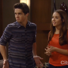 Rafe and Molly go see Danny