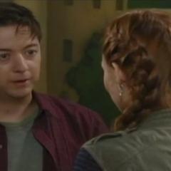 Spinelli asks Ellie out