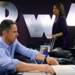 Derek Wells Media (DWM) formerly within the <b>Metro Court</b>. (2015)