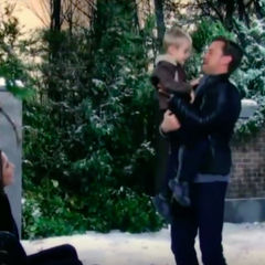 JaSam and Danny on Christmas 2015 (Jason remembers the star necklace)