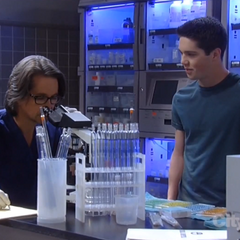 Rafe helps Silas and they talk about Molly