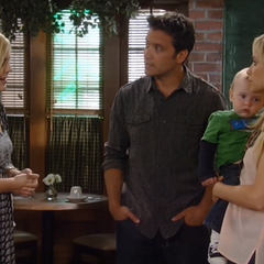 Maxie makes amends with Dante and Lulu (2014)