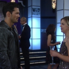 Maxie finds out Nathan is there to arrest Luke