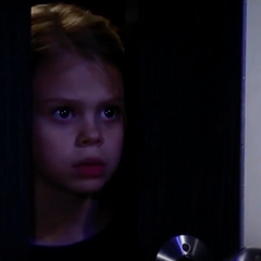 Charlotte overhears Griffin say that Valentin killed Claudette