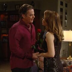 Ned proposes but Olivia turns him down