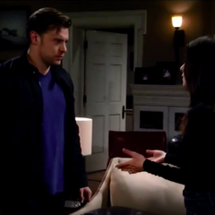Sam tries to convince Jason that Liz knew who he was before he did