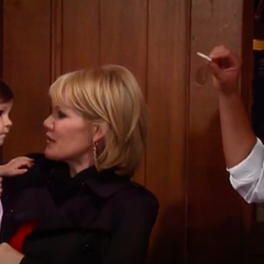 Avery's parents come to a truce -- sort of