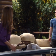 Rafe goes to see Molly