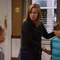 Cameron, Jake and grandma Laura