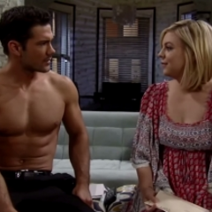 Nathan and Maxie talk about Georgie and the court order