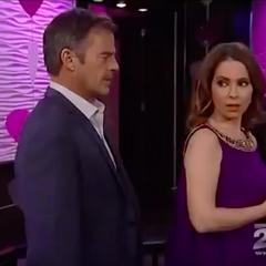 Ned wants Olivia/she tells him she's pregnant