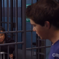 Rafe gets a visit from John