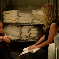 Lulu tells Charlotte that she is her real mommy