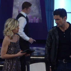 Naxie on the Haunted Star~official police business (arresting Jakeson)