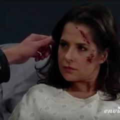 Sam gets her hearing back (2011)