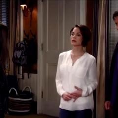 Jason defends Liz to Sam