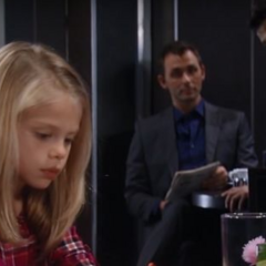 Valentin reveals he is Charlotte's true father