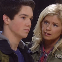 Rafe and his mom arrive in town.