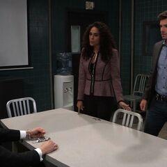 Jordan and Chase interrogate Griffin over Kiki's death (2019)