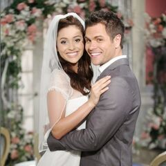 Kristina weds Trey Mitchell