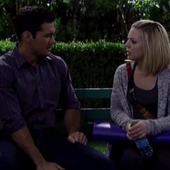 Nathan and Maxie talk