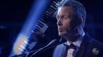 """Valentin Performs """"And So It Goes"""" NURSES BALL 2017"""