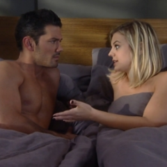 Maxie tells Nathan about her almost history with Johnny