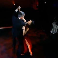 Duke and Anna tango