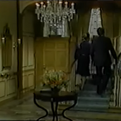 The mansion's first appearance. (1978)