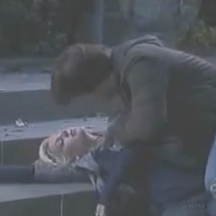 Spinelli finds an unconscious Maxie
