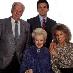 Edward, Lila, Alan and Monica