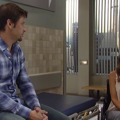 Franco and Nina talk about Sonny and Carly