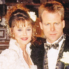 Scott weds Dominique Stanton