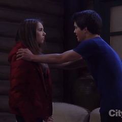 Rafe talks to Molly about Stephen