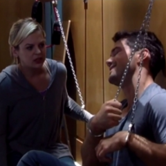 Nathan and Maxie are reunited