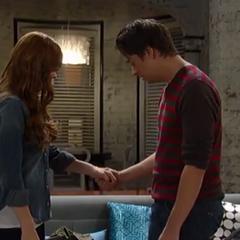 Spinelli forgives Ellie