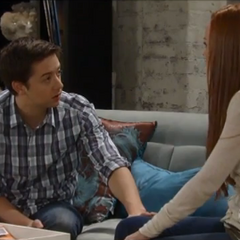 Ellie tells Spinelli a half truth--Maxie miscarried but was implanted again