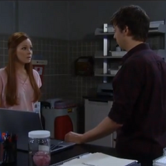 Ellie promises to keep Spinelli and Maxie's secret