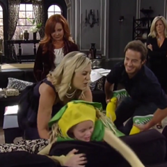 Joss tries to get away from Maxie and uncle Lucas