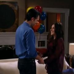 Patrick proposes to Sam