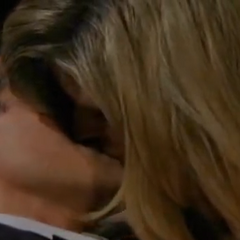 Sonny and Carly kissing (2010)