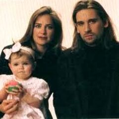 Blair and Todd with daughter Starr