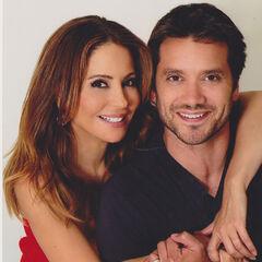 Olivia and son, Dante