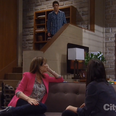 Rafe overhears Sam and Alexis talk about Silas
