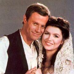 Anna weds Robert Scorpio