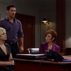 Nathan lies to a judge for Maxie