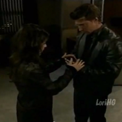 Jason proposes to Sam again with a ring (2005)